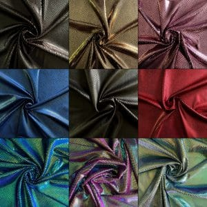 Metallic Snakeskin Velvet Fabric - Solid Stone Fabrics - Wholesale Fabrics Since 2003