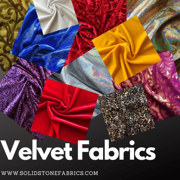 Wholesale Velvet Fabrics