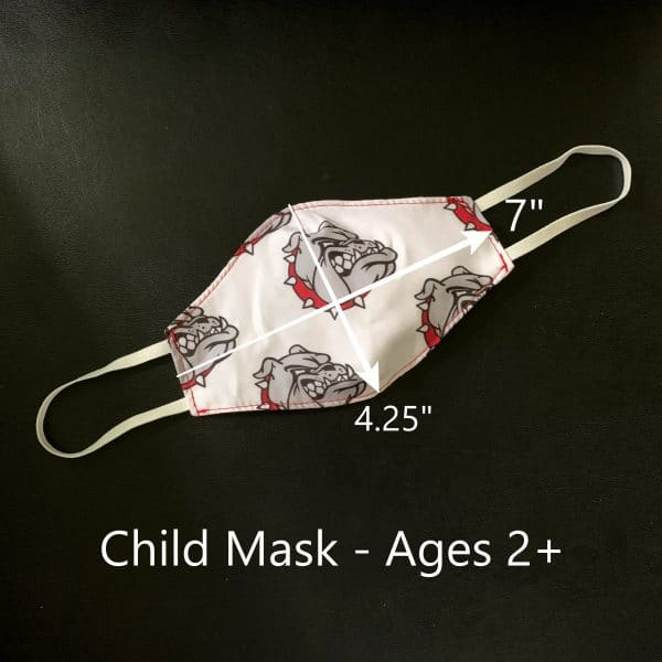 Custom Printed Child Face Masks