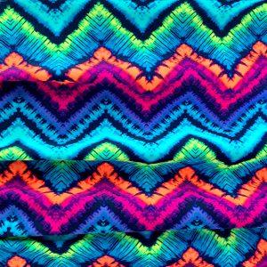 Tie Dye Print Fabric - Stretch Fabrics and Custom Fabric Printing Since 2003 - Solid Stone Fabrics