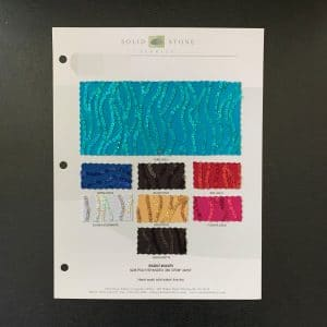 Wholesale Sequin Fabric Swatches - Solid Stone Fabrics - Stretch Fabrics and Custom Fabric Printing Since 2003