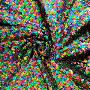 Wholesale Rainbow Sequin Fabric - Solid Stone Fabrics - Stretch Fabrics and Custom Fabric Printing Since 2003