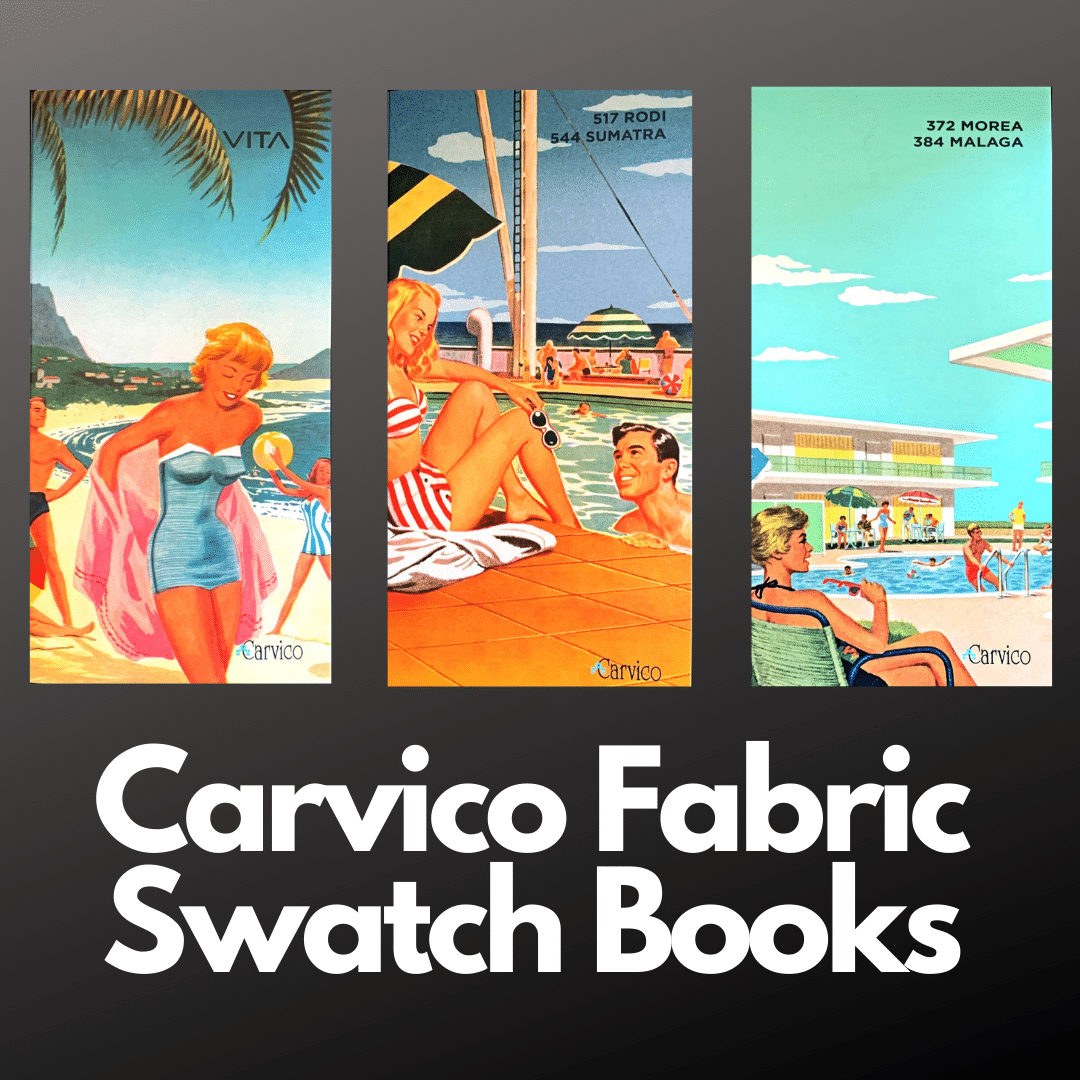 Carvico Fabric Swatches - Solid Stone Fabrics