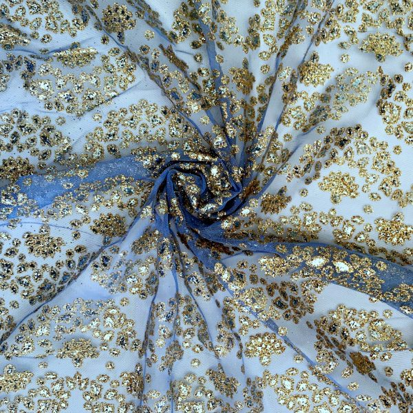 Wholesale Glitter Mesh Fabric - Solid Stone Fabrics, Inc.