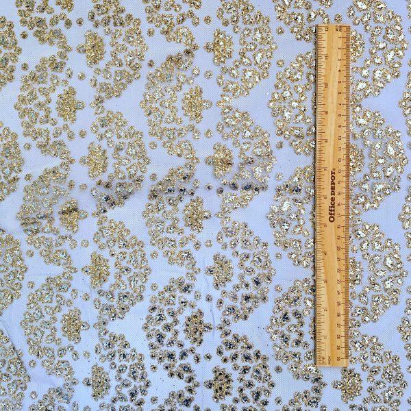 Wholesale Glitter Mesh Fabric