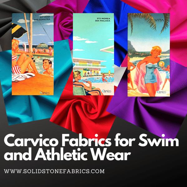 Wholesale Swimwear Fabrics