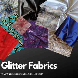 Wholesale Glitter Fabrics
