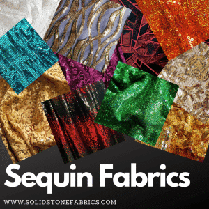 Wholesale Sequin Fabrics