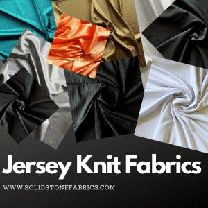 Wholesale Jersey Fabrics