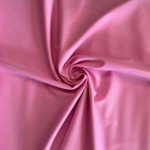 Pink recycled Nylon fabric