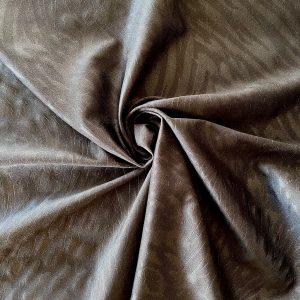 Zebra Glitter Fabric